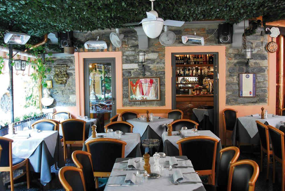 Restaurant In Bellagio Ristorante Barchetta